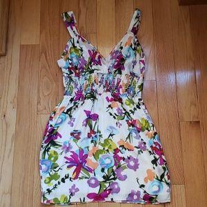 Alice & Trixie Flower Silk Dress